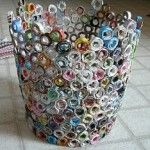 Reciclando Revistas Com Estilo! |