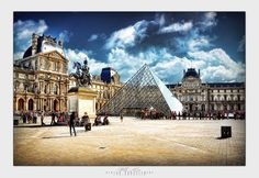 Louvre. Paris by Viktor Korostynski on 500px