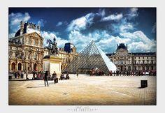 Louvre. Paris by Viktor Korostynski on 500px