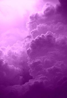Pastel Purple | Lavender | Lilac | Heavenly Clouds