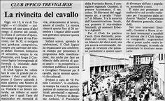 1982  Club Ippico Trevigliese