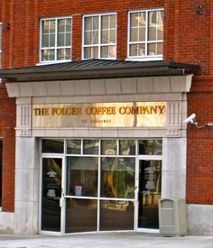 Folgers Coffee Company, Kansas City, Missouri, Remember going by it at night on my job as a Security Supervisor and smelling them roasting the beans. Coffee Cozy, Coffee Shop, Coffee Type, Coffee Menu, Coffee Girl, Coffee Corner, White Coffee, Coffee Lovers, Iced Coffee