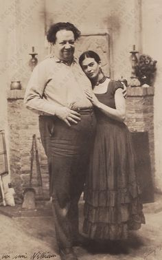 ".: Frida & Diego :. ""There have been two great accidents in my life. One was the trolley, and the other was Diego. Diego was by far the worst."" .: Frida Kahlo :."
