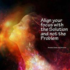 mylawofattractionlife: Align your focus with the Solution and. of attraction of abundance wealth mind sculpting affirmations mind programming of vibration abundantly Reiki, Message Positif, A Course In Miracles, Just Dream, Law Of Attraction, Self Help, Inspire Me, Just In Case, Serenity