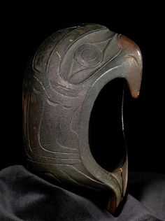 Eagle bowl, ship-form pipe lead Bonhams' Native American art sale - ArtfixDaily News Feed