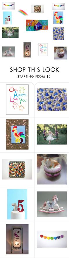 """""""Nursery Decor"""" by einder ❤ liked on Polyvore featuring interior, interiors, interior design, home, home decor and interior decorating"""