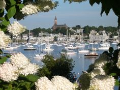 """I love Marblehead despite the fact that you often """"can't get there from here"""" in less than an hour, at least.  One of my favorite reasons why I love it so much is that is where I first met my BFF @Jodi Surridge, who is with me every day even though a continent lives between us! <3"""