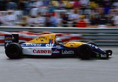 f1pictures:  Riccardo Patrese Williams - Renault 1992