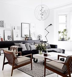 Deco Inspiration: A Living Room Designed for Conversation