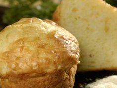 Parmezánsajtos muffin recept
