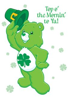 Happy Lucky Day St. Patrick's Day Card