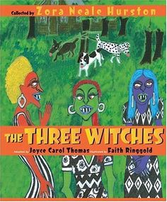 The Three Witches  - Joyce Carol Thomas | More at : http://bcbooksandauthors.com/15-books-to-get-you-in-the-halloween-spirit/