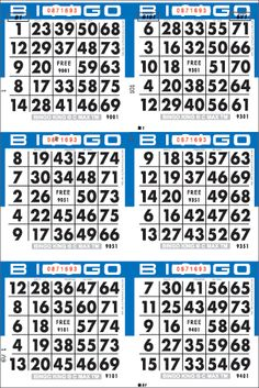 Bingo King offers a variety of series and configurations in either standard or custom collations. Bingo Cards To Print, Free Printable Bingo Cards, Free Baby Shower Printables, Lucky Numbers For Lottery, Lottery Numbers, Bingo King, Lottery Book, Bingo Sheets, Loteria Cards