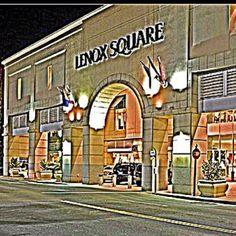 """""""Lenox Mall #atlanta"""