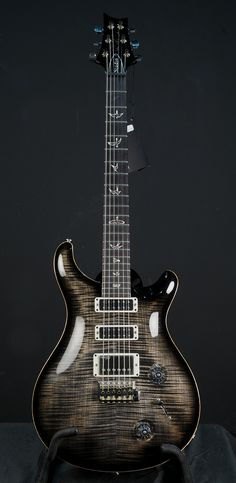 Paul Reed Smith Studio Charcoal Burst, como mandan Daniel John & Mark Tremonti