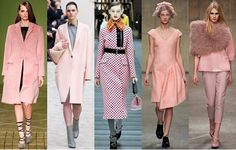 fall 2013 trend soft rose pink