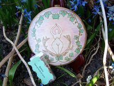 Made to Order Beltane Altar Tile by TheWhimsicalPixie11 on Etsy, $20.99