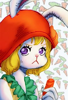 One Piece - Carrot