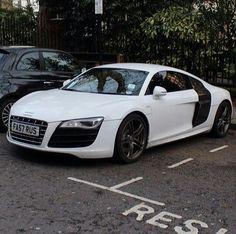 Audi R8 Martin Car, Mercedes Car, Modified Cars, Amazing Cars, Sport Cars, Audi R8, Motor Car, Custom Cars