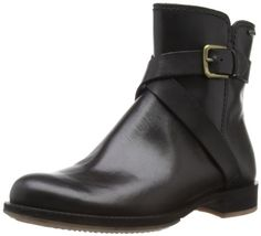 ECCO Women's Saunter GTX Zip Flat Boot,Black,42 EU/11-11.5 M US >>> You can find out more details at the link of the image.