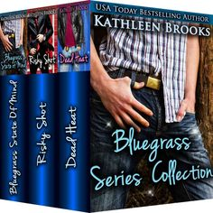 Bluegrass Series Collection: Bluegrass State of Mind, Risky Shot, and Dead Heat - Kindle edition by Kathleen Brooks. Romance Kindle eBooks @...