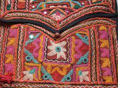 Banjara tribal embroidered bag