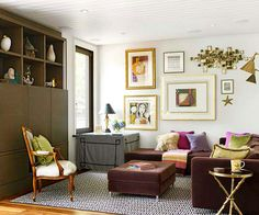 furniture arrangement ideas and more for small living rooms - How To Arrange Living Room Furniture In A Small Space