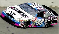 Jeff Burton, Nascar Race Cars, Paint Schemes, Mercury, Ford, Fantasy, Models, Random, Classic