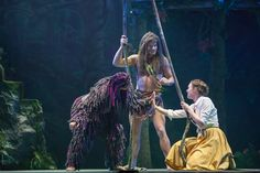The Children's Theatre of Cincinnati's performance of TARZAN The Stage Musical Based on the Disney Film | April 1-9, 2017