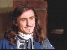 D'Artagnan......Gabriel Byrne. The Man in The Iron Mask