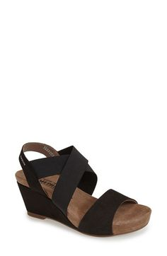 Mephisto 'Barbara' Wedge Sandal (Women) available at #Nordstrom