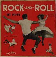 """Rock and Roll was considered the devil's music when it first became main stream. Initially """"rock and roll"""" which came from the blues world meant having sex. Then the original meaning was forgotten. Rock And Roll Dance, 1950s Rock And Roll, El Rock And Roll, Rock Lee, Bailar Swing, Alan Freed, Jazz, Swing Dancing, Ballroom Dancing"""