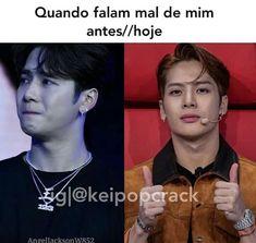 K Meme, Bts Memes, Jaebum, Yugyeom, Youngjae, Meme Faces, Funny Faces, K Pop, Drama