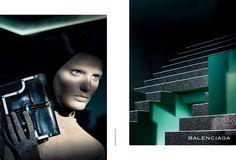 Filed under Balenciaga by Nicolas Ghesquiére by vfiles
