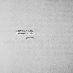 I love this @farawaypoetry #pure #love #pain #recover