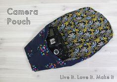 Live it . Love it . Make it.: Make it: DSLR Camera Pouch with PDF Download http://www.liveitloveitmakeit.com/2014/11/make-it-dslr-camera-pouch.html