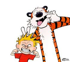 25 Great Calvin And Hobbes Quotes #quote