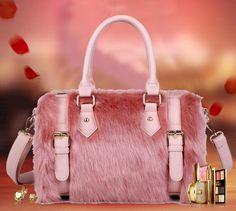 724c1e048e Find More Shoulder Bags Information about explosion winter soft fur fashion  red women messenger bags women