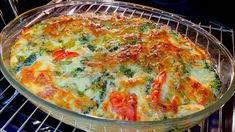 I can't stop eating these vegetables! # 145 - YouTube Veg Dishes, Vegetable Side Dishes, Veggie Casserole, Casserole Dishes, Vegetable Recipes, Vegetarian Recipes, Cooking Recipes, Recipes Using Rotisserie Chicken, Vegetable Pie
