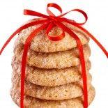 Skinny Gingerbread Cookies| 50 Guilt-Free Holiday Cookies