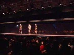Diesel 'Liquid Space' Holographic Fashion Show