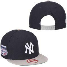 03aadb64f77 Men s New York Yankees New Era Navy Blue 2008 MLB All-Star Patch Redux  9FIFTY Snapback Adjustable Hat