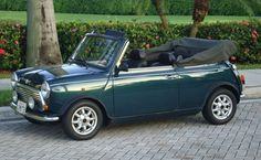 1970 Austin Mini Cooper Convertible