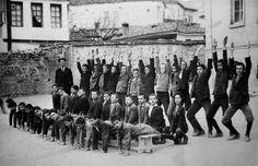 Σχολείο του Μεσοπολέμου.