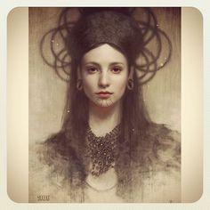 """Vermilion"" by Tom Bagshaw"