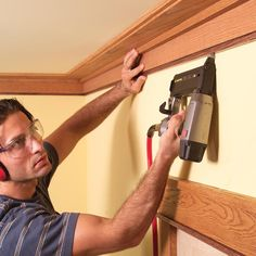 How to Install Craftsman Window Trim and Craftsman Door Casing | The Family Handyman