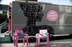 fashion truck in SF: top shelf style