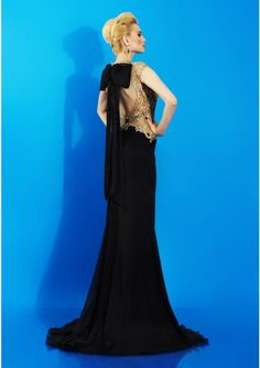Always and Forever - precious long evening gown by Bien Savvy