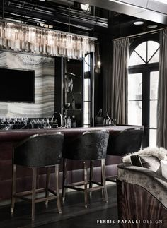 50 Stunning Home Bar Designs | Bar, Modern and Spaces