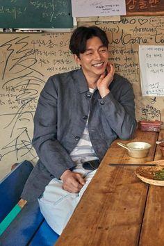 ストライプ半袖ニット♡epigram | 徒然なるままに Gong Yoo Smile, Yoo Gong, Dramas, Goong Yoo, Yoon Eun Hye, Goblin, Korean Actors, Korean Drama, Actors & Actresses